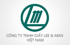 Công ty TNHH Giấy Lee & Man Việt Nam