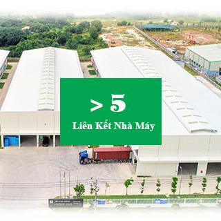 Neo Nam Việt liên kết 5 nhà máy sản xuất