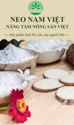 Neo Nam Việt - Nâng Tầm Nông Sản Việt