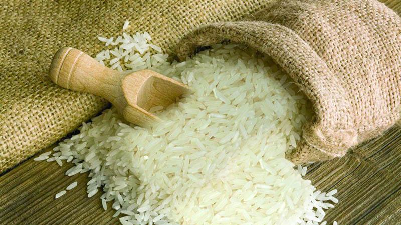 Thành phần Gạo trong bánh tráng