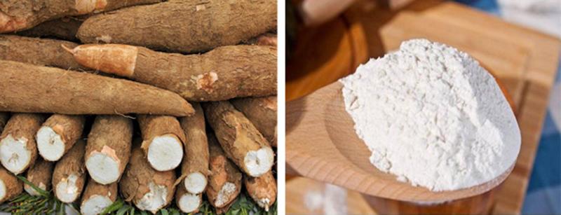 Mua Tinh bột khoai mì tại Neo Nam Việt