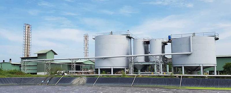 Nhà máy sản xuất tinh bột khoai mì