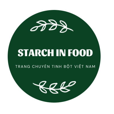 Logo Starch In Food Tinh Bột Việt Nam