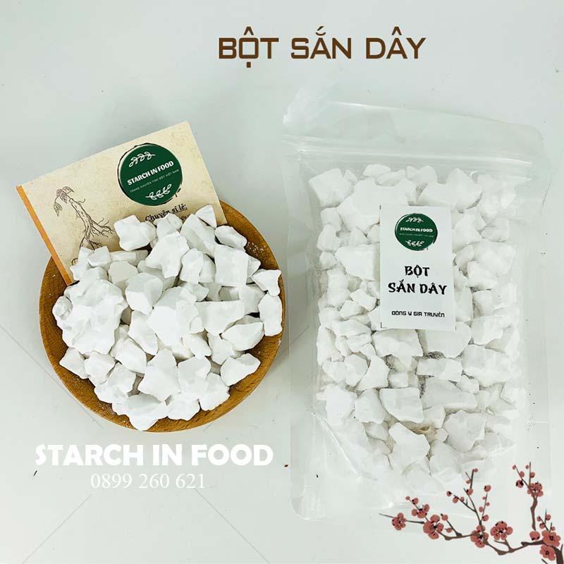 Bột sắn dây nguyên chất 100% tại Starch In Food Việt Nam