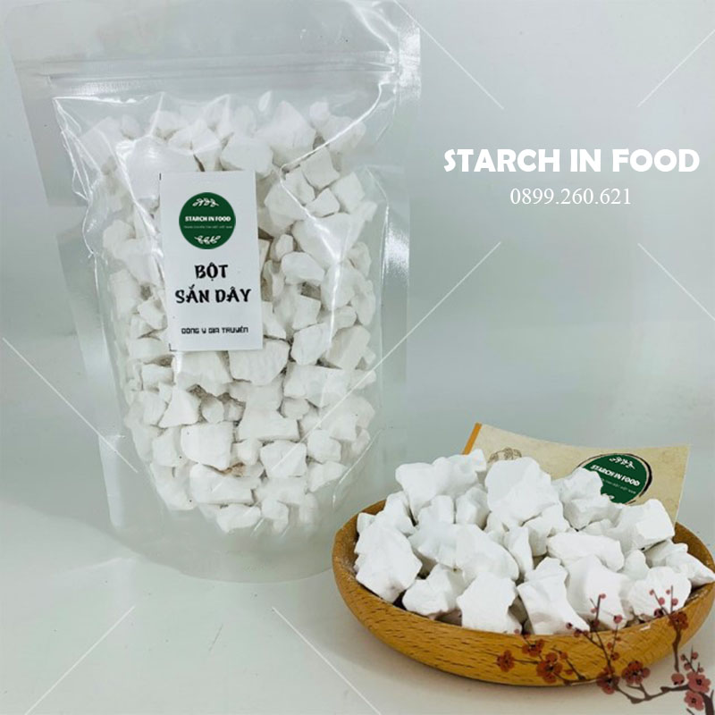 Bột sắn dây Starch In Food Việt Nam